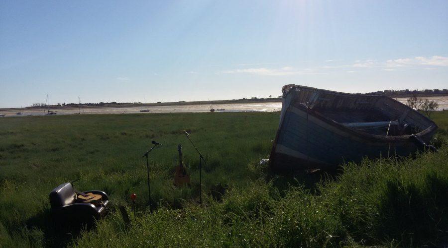 LEON NEIMAD, échoués à Regnéville-sur-Mer