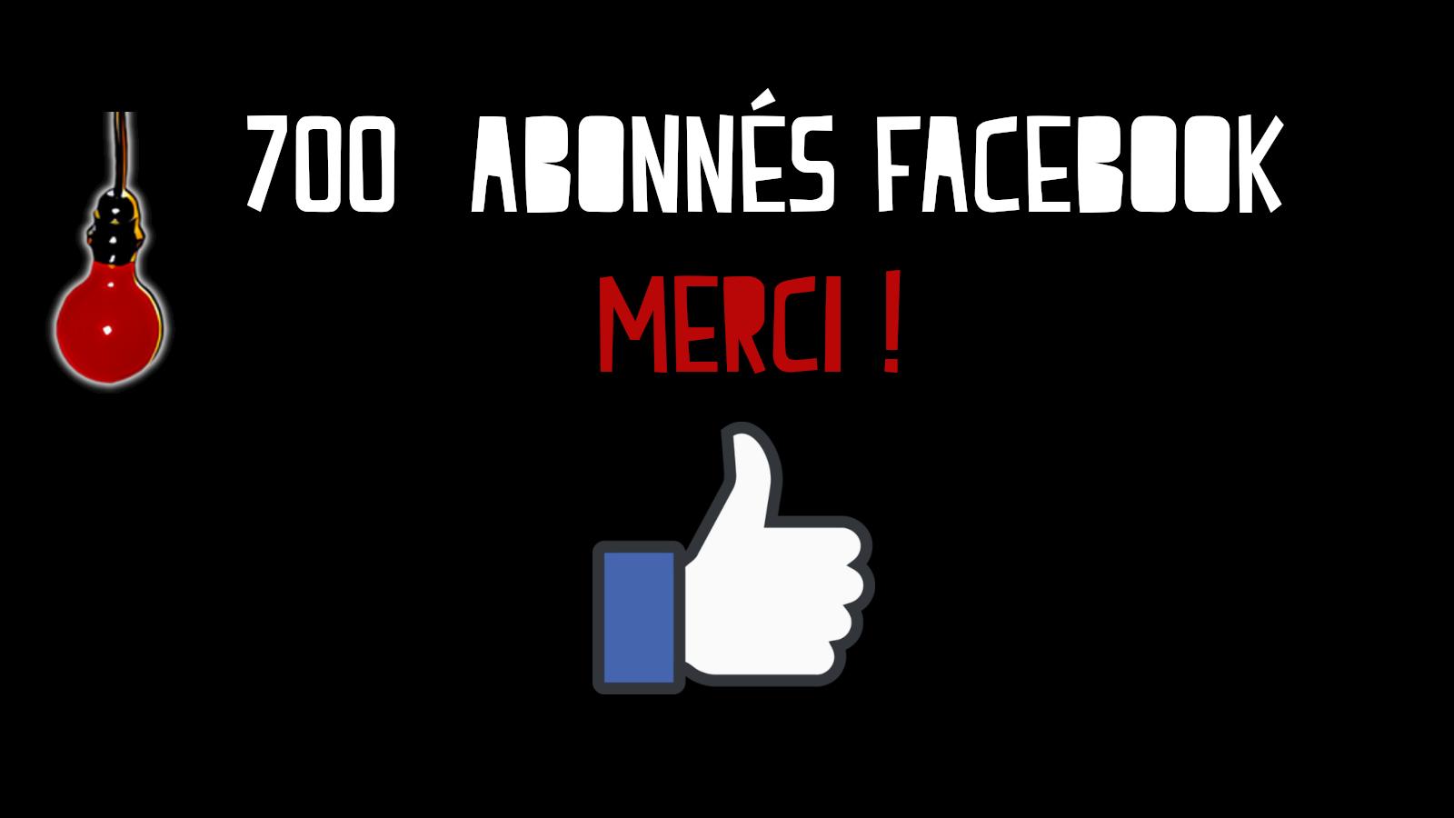 LEON NEIMAD : 700 abonnés facebook