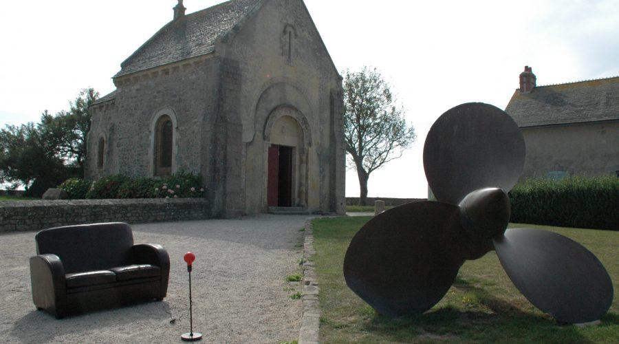 LEON NEIMAD à Saint-Vaast la Hougue
