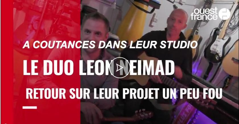 OUEST-FRANCE : LEON NEIMAD